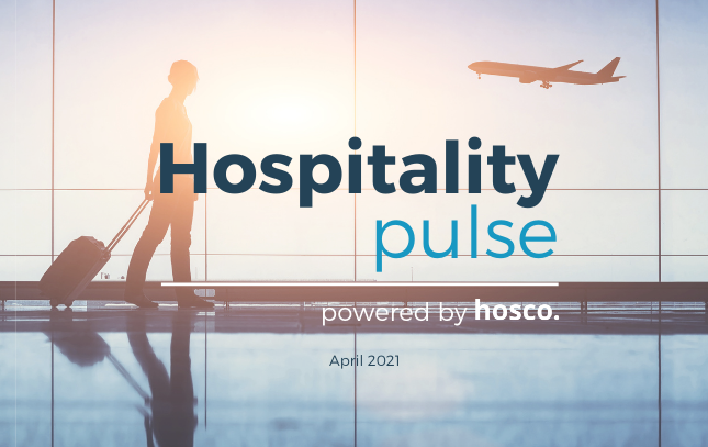 April's Hospitality Sentiment Survey: Recruitment Predictions
